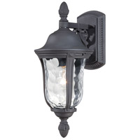 Ardmore 1 Light 18 inch Black Outdoor Wall Mount Lantern