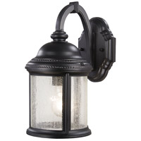 The Great Outdoors by Minka Hancock 1 Light Outdoor Wall in Black 9010-66