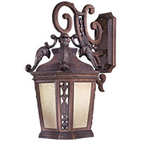 The Great Outdoors by Minka Buckingham 1 Light Outdoor Wall in Prussian Gold 9082-407-PL