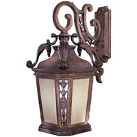 The Great Outdoors by Minka Buckingham 1 Light Outdoor Wall in Prussian Gold 9083-407-PL