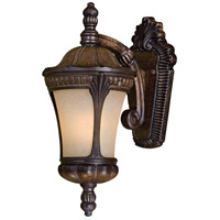 Kent Place 1 Light 16 inch Prussian Gold Outdoor Wall in GU24