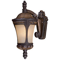 Kent Place 1 Light 20 inch Prussian Gold Outdoor Wall in GU24