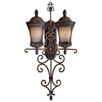 The Great Outdoors by Minka Kent Place 2 Light Outdoor Wall in Prussian Gold 9148-407-PL