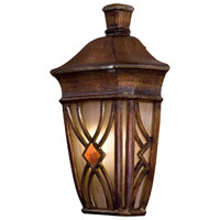 The Great Outdoors by Minka Aston Court 1 Light Outdoor Wall in Aston Patina 9180-184-PL