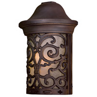 Chelesa Road 1 Light 12 inch Chelesa Bronze Outdoor Pocket Lantern