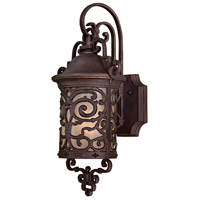 The Great Outdoors by Minka Chelesa Road 1 Light Outdoor Wall in Chelesa Bronze 9192-189-PL