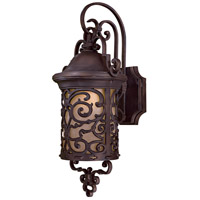 The Great Outdoors by Minka Chelesa Road 1 Light Outdoor Wall in Chelesa Bronze 9193-189-PL