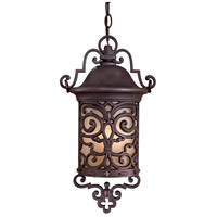 The Great Outdoors by Minka Chelesa Road 1 Light Hanging in Chelesa Bronze 9194-189-PL