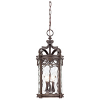 The Great Outdoors by Minka Regal Bay 3 Light Outdoor Lighting in Regal Bay Patina 9224-256