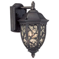 The Great Outdoors by Minka Allendale Park 1 Light Outdoor Pocket Lantern in Allendale Bronze 9260-262