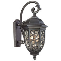 The Great Outdoors by Minka Allendale Park 2 Light Outdoor Wall Lantern in Allendale Bronze 9262-262