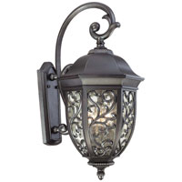 The Great Outdoors by Minka Allendale Park Outdoor Wall Lantern in Allendale Bronze 9263-262