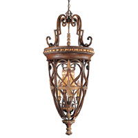 Minka-Lavery Belcaro 8 Light Pendant in Belcaro Walnut 934-126