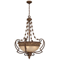 Minka-Lavery Belcaro 4 Light Pendant in Belcaro Walnut 953-126