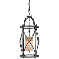 Minka-Lavery Aspen II 3 Light Foyer in Aspen Bronze 979-1-138
