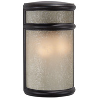 Delshire Point 2 Light 16 inch Corona Bronze Outdoor Pocket Lantern