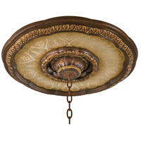 Minka-Lavery Illuminati Ceiling Medallion in Illuminati Bronze CM8222-177