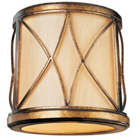 Aston Court Gold 5 inch Fabric Shade