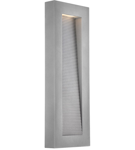 Modern Forms WS-W1122-GH Urban LED 22 inch Graphite Outdoor Wall Light photo
