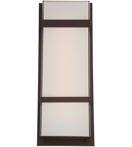 Modern Forms WS-W1621-BZ Phantom LED 21 inch Bronze Outdoor Wall Light photo