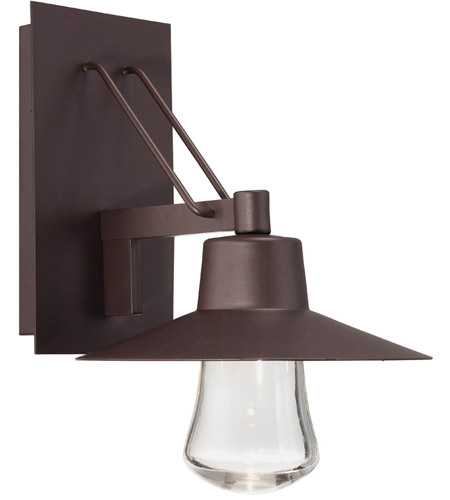 Modern Forms WS-W1915-BZ Suspense LED 15 inch Bronze Outdoor Wall Light photo