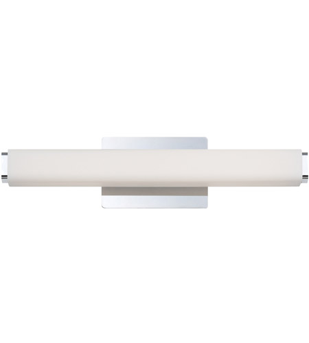 Modern Forms WS-3120-27-CH Vogue 1 Light 20 inch Chrome Bath Vanity Wall Light photo thumbnail