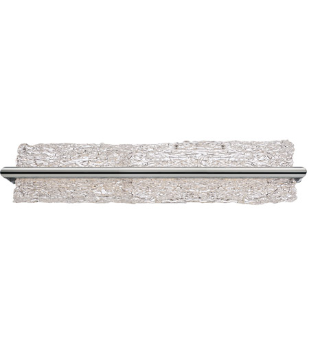Modern Forms WS-3925-AL Vetri LED 27 inch Brushed Aluminum Vanity Light Wall Light in 25in. photo