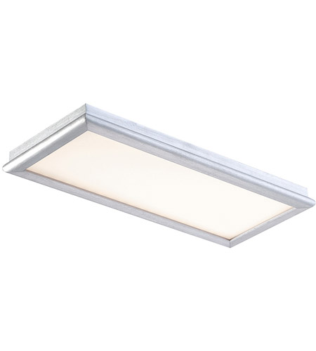 Modern Forms WS-3712-AL Neo LED 12 inch Brushed Aluminum Vanity Light Wall Light in 12in. photo