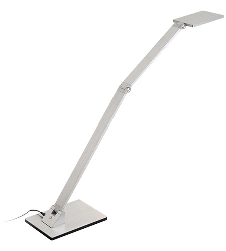 Modern Forms TL-1210-AL Boxie 34 inch 12 watt Brushed Aluminum Task Lamp Portable Light photo