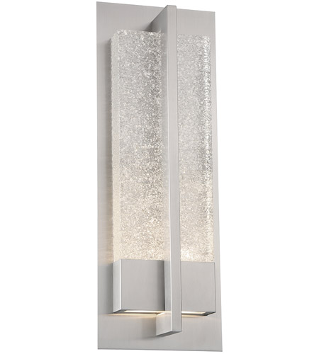 Modern Forms WS-W35520-SS Omni LED 20 inch Stainless Steel Outdoor Wall Light photo