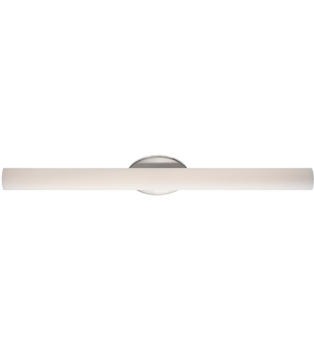 Modern Forms WS-3632-BN Loft LED 32 inch Brushed Nickel Bath Light Wall Light in 32in. photo