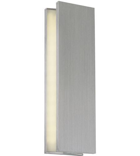 Modern Forms Ws 94614 Al Ibeam Led 5 Inch Brushed Aluminum Ada Wall