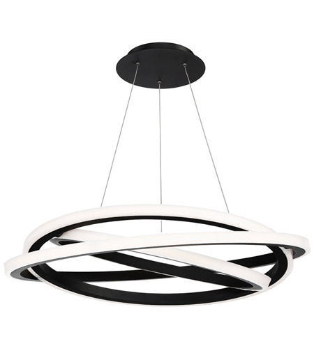 Modern forms pd 24838 bk veloce led 38 inch black chandelier ceiling modern forms pd 24838 bk veloce led 38 inch black chandelier ceiling light aloadofball Gallery