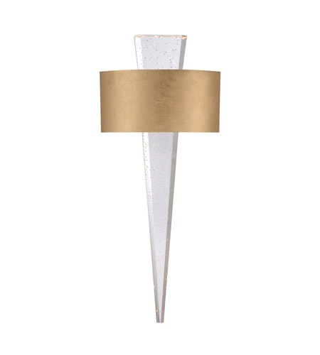 Modern Forms Ws 11310 Gl Palladian Led 10 Inch Gold Leaf Ada Wall Sconce Light In 10in