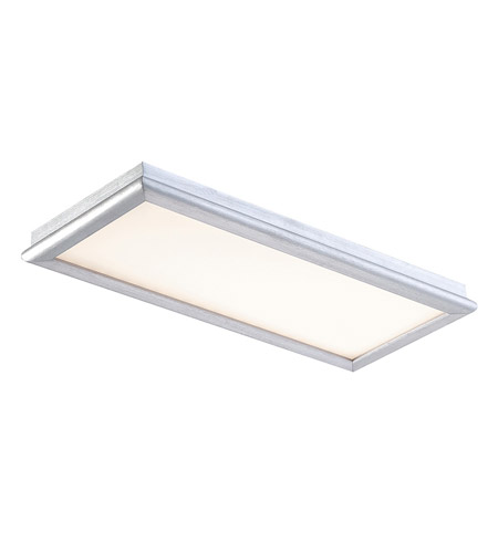 Modern Forms WS-3712-AL Neo LED 12 inch Brushed Aluminum Bath Light Wall Light photo