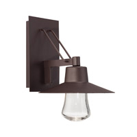 Modern Forms Suspense LED Outdoor Wall Light in Bronze WS-W1915-BZ