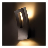 Modern Forms Dawn LED Outdoor Wall Light in Bronze WS-W2216-BZ