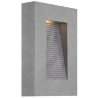 Modern Forms WS-W1110-GH Urban LED 10 inch Graphite Outdoor Wall Light photo thumbnail