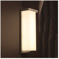 Modern Forms WS-W1414-AL Ledge LED 14 inch Brushed Aluminum Outdoor Wall Light alternative photo thumbnail