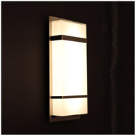 Modern Forms WS-W1616-SS Phantom LED 16 inch Stainless Steel Outdoor Wall Light alternative photo thumbnail