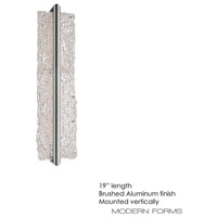 Modern Forms WS-3919-AL Vetri LED 21 inch Brushed Aluminum Vanity Light Wall Light in 19in. alternative photo thumbnail