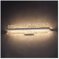 Modern Forms WS-3925-AL Vetri LED 27 inch Brushed Aluminum Vanity Light Wall Light in 25in. alternative photo thumbnail