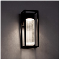 Modern Forms WS-W5416-BK Structure LED 16 inch Black Outdoor Wall Light alternative photo thumbnail