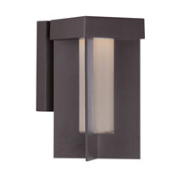 Castleton LED 9 inch Bronze Outdoor Wall Light