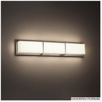 Modern Forms WS-6826-BN Bahn LED 26 inch Brushed Nickel Bath Light Wall Light alternative photo thumbnail