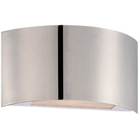 Modern Forms WS-11311-PN Palladian LED 11 inch Polished Nickel ADA Wall Sconce Wall Light
