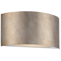 Modern Forms WS-11311-SL Palladian LED 11 inch Silver Leaf ADA Wall Sconce Wall Light