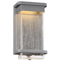 Modern Forms WS-W32512-GH Vitrine LED 12 inch Graphite Outdoor Wall Light