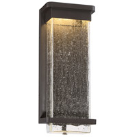 Modern Forms WS-W32516-BZ Vitrine LED 16 inch Bronze Outdoor Wall Light