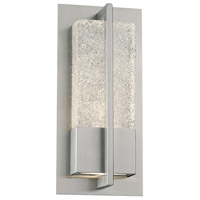 Omni LED 12 inch Stainless Steel Outdoor Wall Light